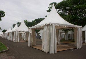 sewa tenda kerucut di lampung,rental tenpa promosi di lampung,sewa tenda promosi di lampung